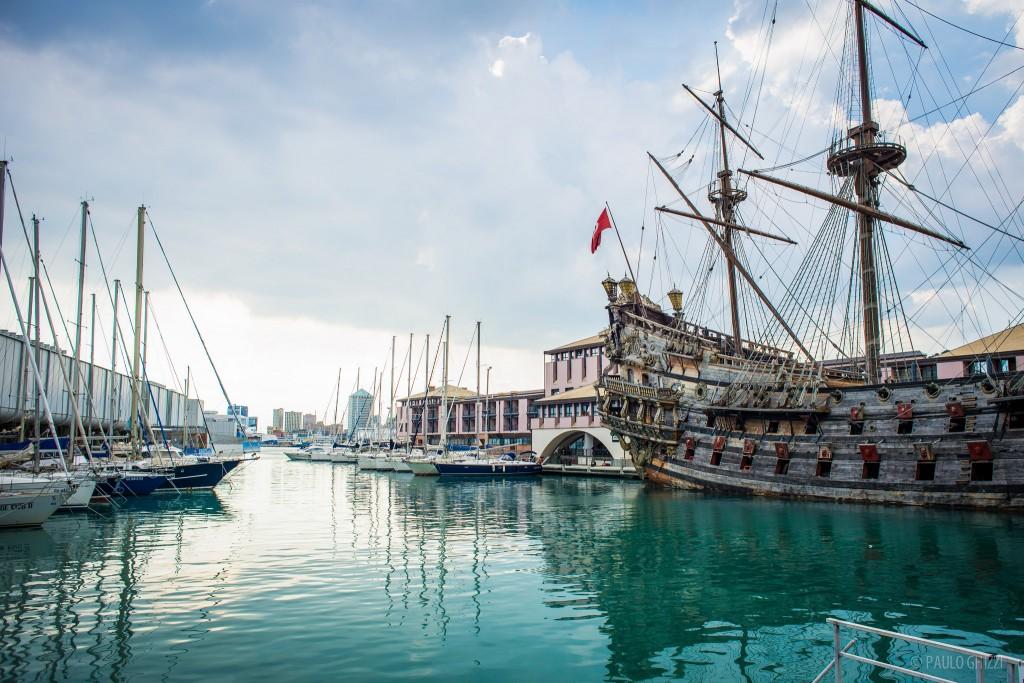 Cenova Eski Liman | Genoa Old Port