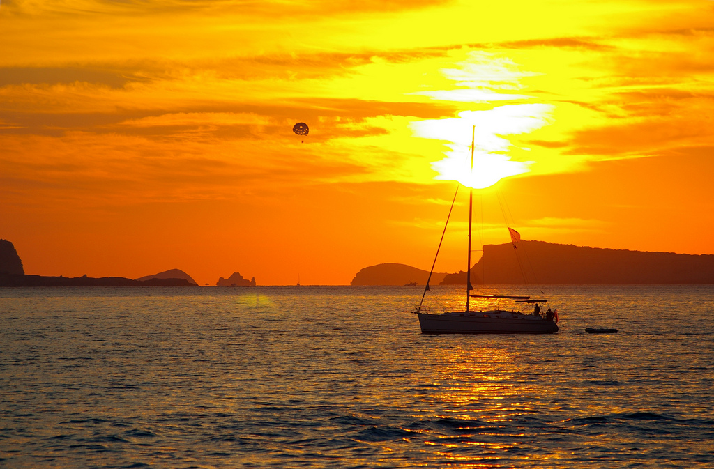 ibiza Sunset - Cafe Del Mar