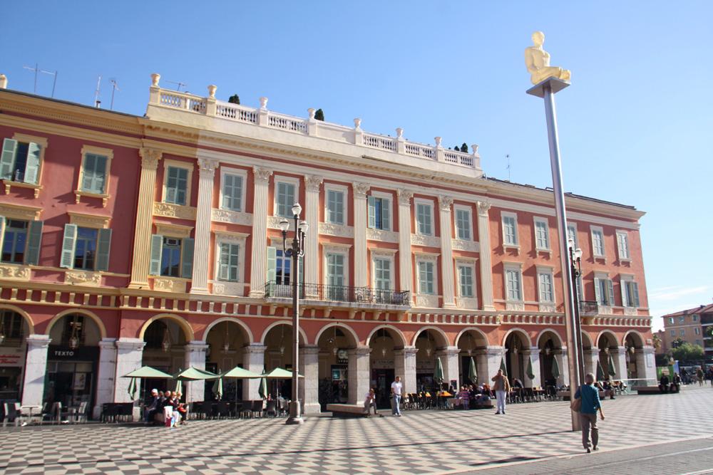 France Nice City