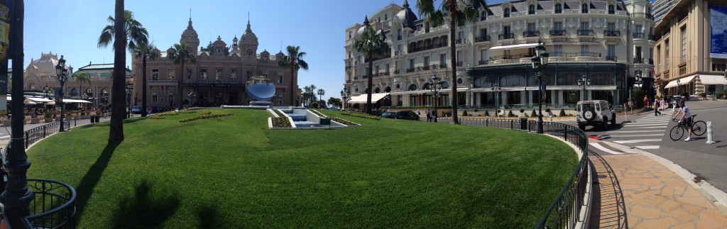 Monaco Monte Carlo Panaromic