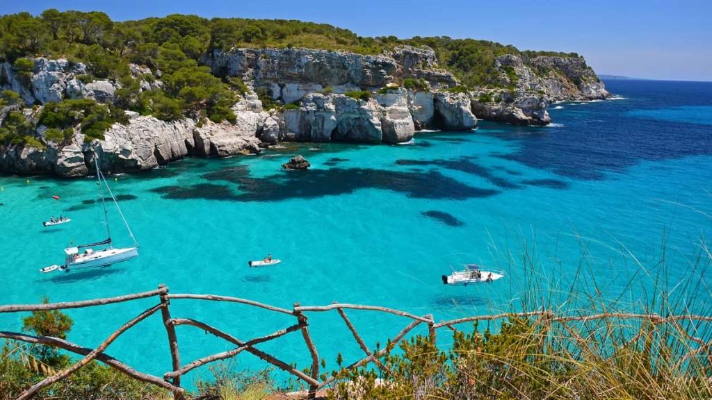 Menorca Macarella Beach