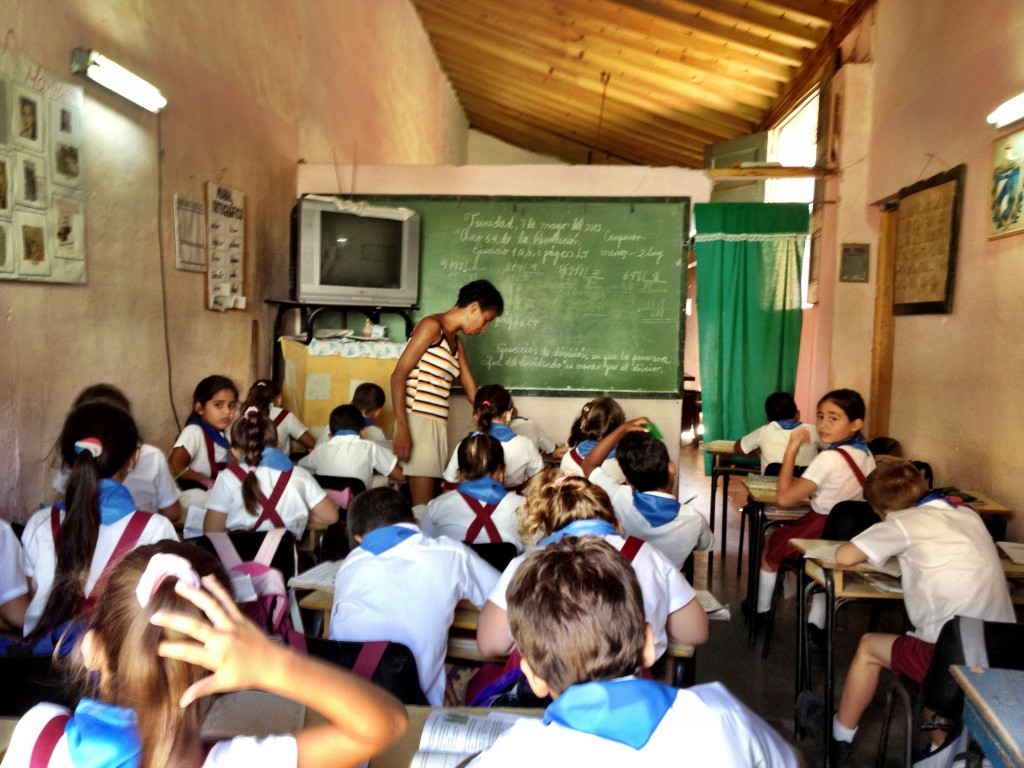 küba-seyehat-okul