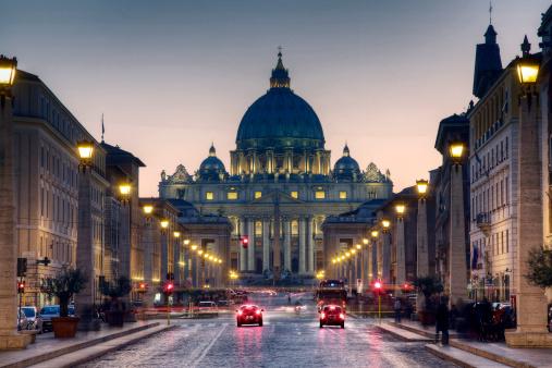 Vizesiz Gidilen Gidilecek Avrupa Ülkeleri  Vatikan