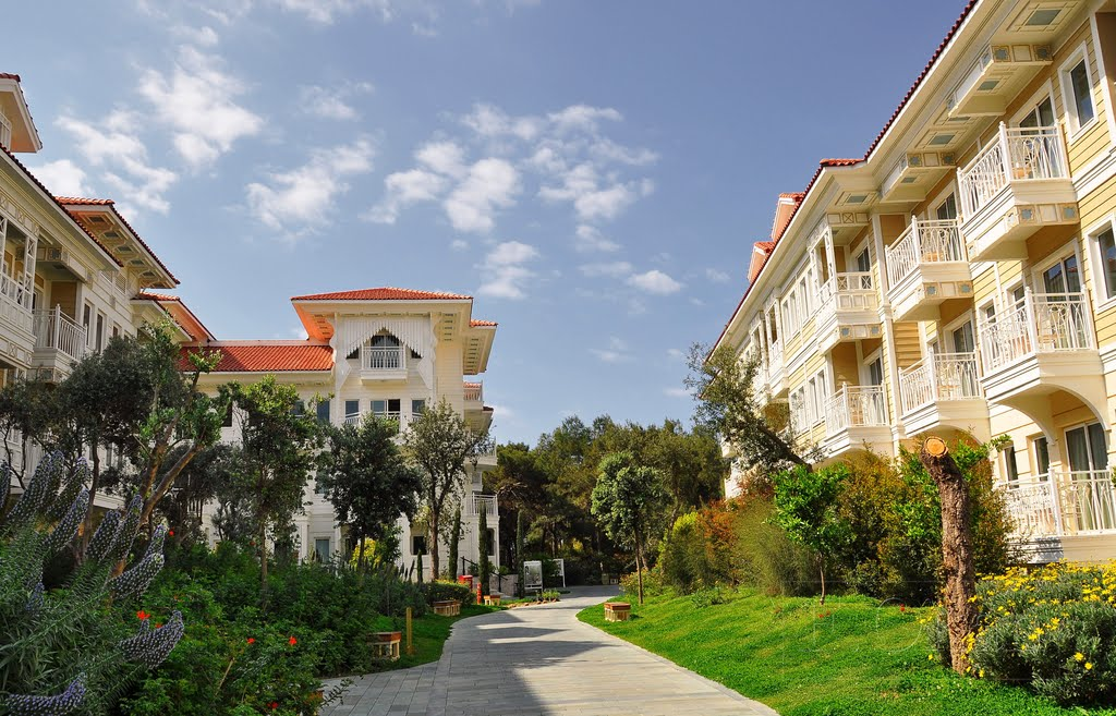 BALAYI OTELLERİ - GidelimBuralardan.net - Best Honey Moon Hotels in Turkey - Ali Bey Resort Side