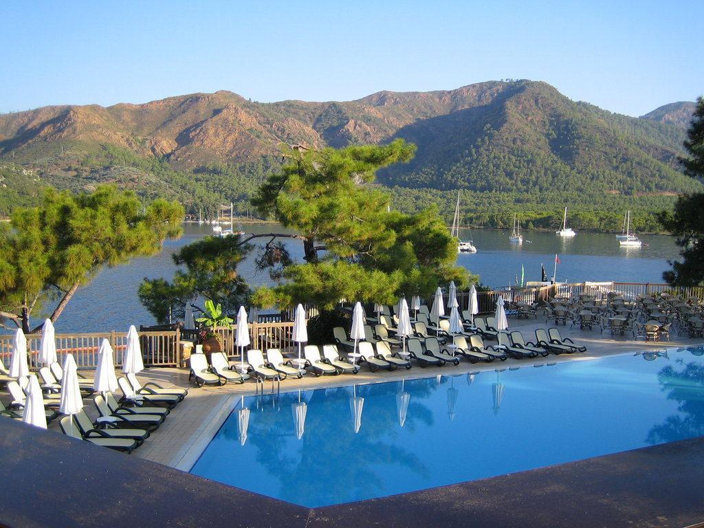 BALAYI OTELLERİ - GidelimBuralardan.net - Best Honey Moon Hotels in Turkey - Marmaris Imperial Hotel