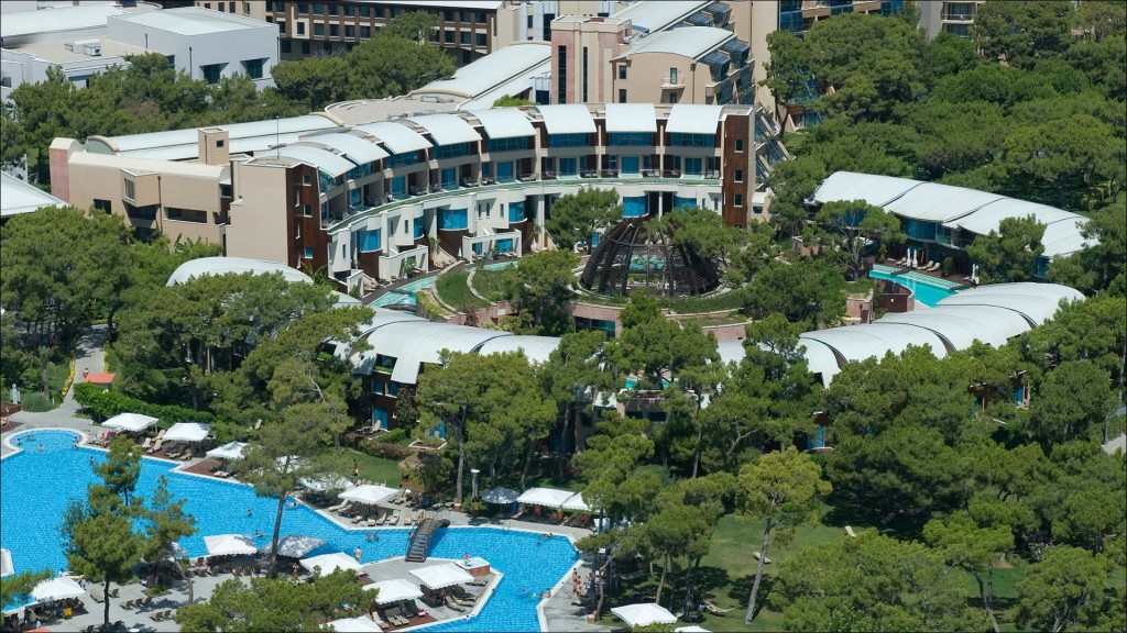 BALAYI OTELLERİ - GidelimBuralardan.net - Best Honey Moon Hotels in Turkey - Rixos Sungate