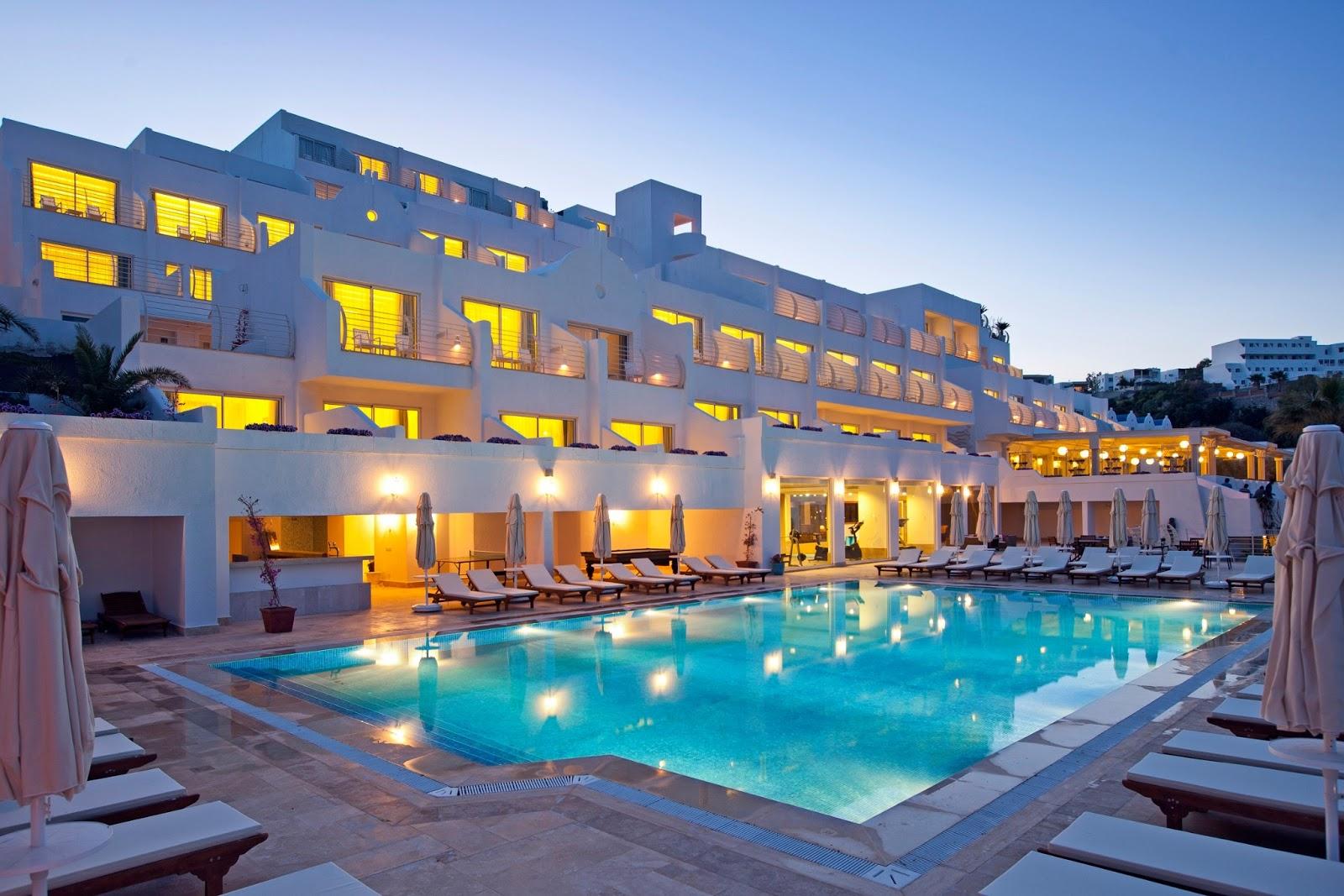 Net best honey moon hotels in turkey voyage hotel bodrum