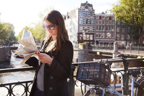 Amsterdam En Ucuz Uçak Biletleri GidelimBuralardan.net