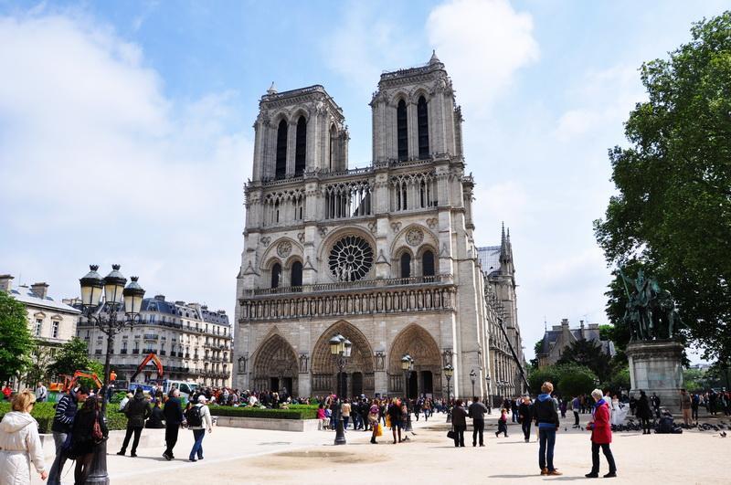 Notre Dame Katedrali 3