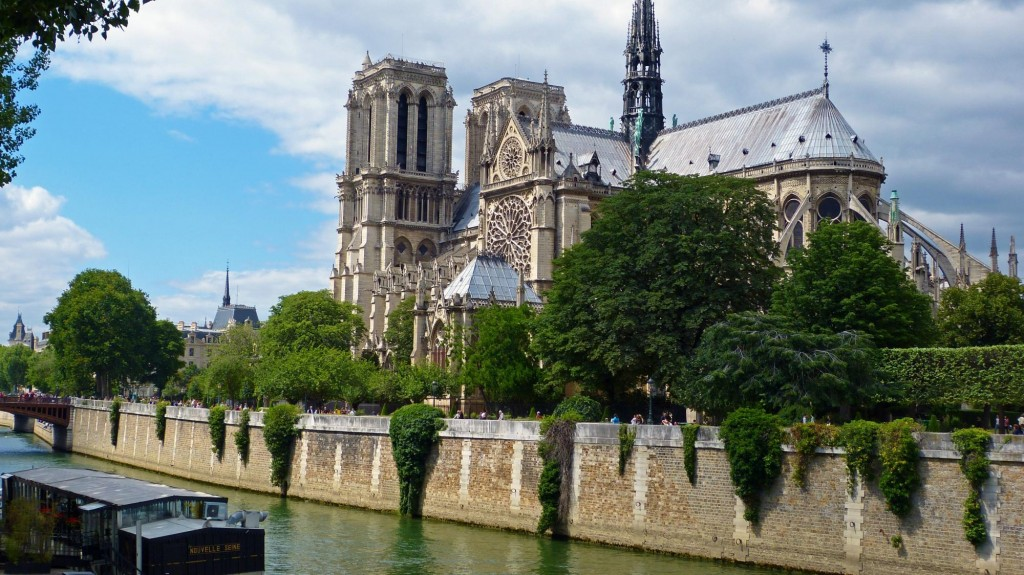 Notre Dame Katedrali 6